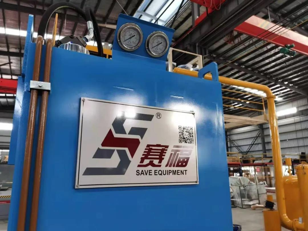 赛福丨2020广东(南海)铝加工产业技术大会代表到我司参观幕后花絮!